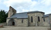 Idée de Sortie Vernols Eglise Saint-Jean Baptiste de Vernols