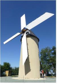 Idée de Sortie Deux Sèvres Le moulin du Chêne