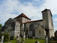 Idée de Sortie Lusignac Eglise Saint Cybard
