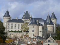 Idée de Sortie Poursac Château de Verteuil