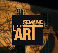 Evenement Saint Dizant du Gua La semaine de l'Art