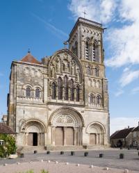 Idée de Sortie Bourgogne Basilique Sainte Marie-Madeleine