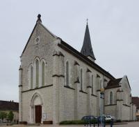 Idée de Sortie Isère Eglise de Vézeronce