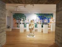 Evenement Limoges Exposition« Le ciment des rêves aux Musée et Jardins Cécile Sabourdy
