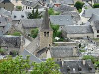 Idée de Sortie Hautes Pyrénées ÉGLISE DE VIELLE-AURE