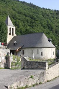 Idée de Sortie Hautes Pyrénées ÉGLISE SAINT MERCURIAL DE VIELLE LOURON