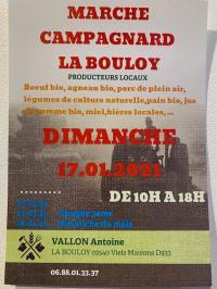 Evenement Picardie Marché Campagnard de La Bouloy