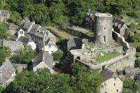 Idée de Sortie Vieillevie Village de Montarnal