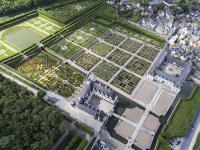 Chateau et Jardins de Villandry Indre et Loire