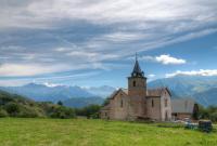 Idée de Sortie Savoie Église Saint Pierre aux liens - Villarembert