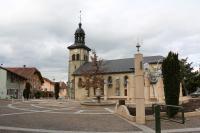 Idée de Sortie Annemasse Église Saint Mammès
