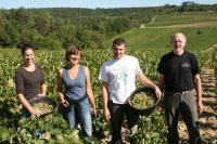 Idée de Sortie Buxières sur Arce Champagne Thierry Massin