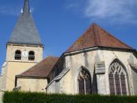 Idée de Sortie Ville sur Terre Eglise Saint-Pierre-ès-Liens de Ville-sur-Terre