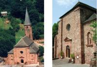 Idée de Sortie Rodelle Église Saint Barthélémy