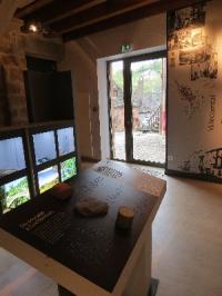 Idée de Sortie Rodelle Espace des Enfarinés - Collection de minéraux et de fossiles