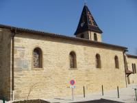 Idée de Sortie Isère Eglise de Villefontaine
