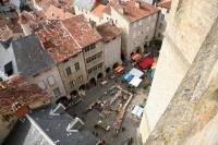 Idée de Sortie Toulonjac Clocher de la Collégiale Notre-Dame
