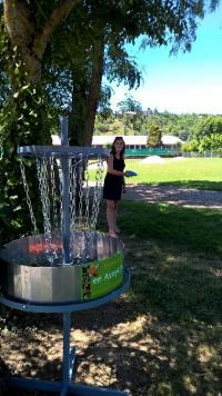 Idée de Sortie Aveyron Sports et Nature - Disc-golf