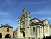 Idée de Sortie Dordogne Eglise de Villefranche du Périgord