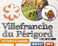 Idée de Sortie Dordogne Programme Pédagogique : Villefranche du Périgord - De l'arbre à l'assiette