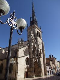 Idée de Sortie Rhône Collégiale Notre-Dame des Marais
