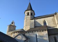 Idée de Sortie La Capelle Balaguier Eglise Saint-Sépulcre