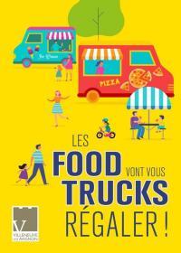 Evenement Châteaurenard Le rendez-vous des Food Trucks de Villeneuve