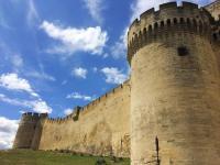 Evenement Maussane les Alpilles Les visites du Fort Saint-André