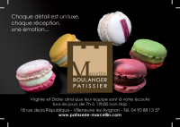 Magasin Languedoc Roussillon Patisserie Marcellin