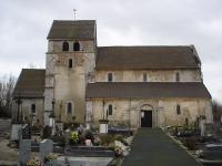 Idée de Sortie Marne Eglise Saint Memmie