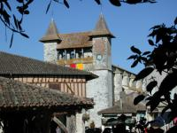 Idée de Sortie Lot et Garonne Villeréal, de la Bastide à l'église de Parisot