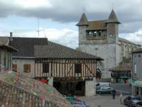 Idée de Sortie Lot et Garonne Villeréal, le circuit de la bastide royale
