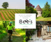 Idée de Sortie Lot et Garonne Station Bee's - Location de vélos