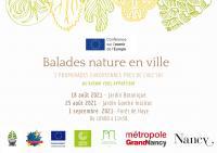 BALADES-NATURE-EN-VILLE Villers lès Nancy