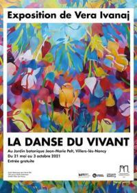 Evenement Villers lès Nancy EXPOSITION LA DANSE DU VIVANT
