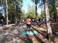 Idée de Sortie Picardie Ressourcez-vous en forêt, instant yoga