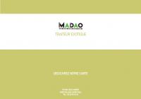 Magasin Picardie MADAO- traiteur exotique