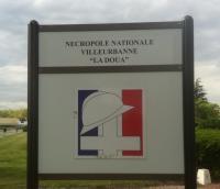 Idée de Sortie Rhône Cimetière National Militaire de la Doua