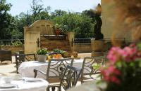 Restaurant Souvignargues La Canopée - Chateau de Pondres