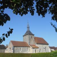 Idée de Sortie Channes Eglise Saint Jean-Baptiste à Villiers-le-Bois