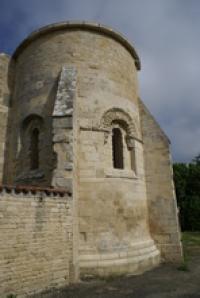 Idée de Sortie Deux Sèvres Eglise de Villiers-sur-Chizé