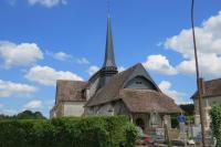Idée de Sortie Aube Un jour, une église - Villy-le-Maréchal
