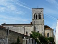 Idée de Sortie Montignac Charente ÉGLISE SAINT CHRISTOPHE DE VINDELLE