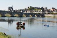 Idée de Sortie Loir et Cher Activités et découvertes de la Nature ligérienne avec Loire-Kayak