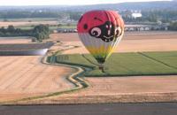 Compagnons du Vent, le voyage en montgolfière-Credit