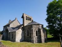 Idée de Sortie Joursac Eglise Saint-Jean Baptiste de Virargues