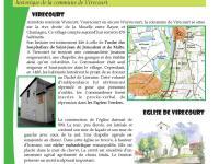 Idée de Sortie Meurthe et Moselle BALADE AUTOUR DE VIRECOURT