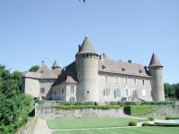 Idée de Sortie Isère Château de Virieu