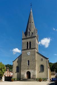 Idée de Sortie Isère Église Saint-Pierre et Saint-Paul