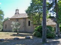 Idée de Sortie Saint Maurice sur Eygues Chapelle Notre-Dame des Vignes
